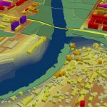 3D maps modelisation on m-Plan